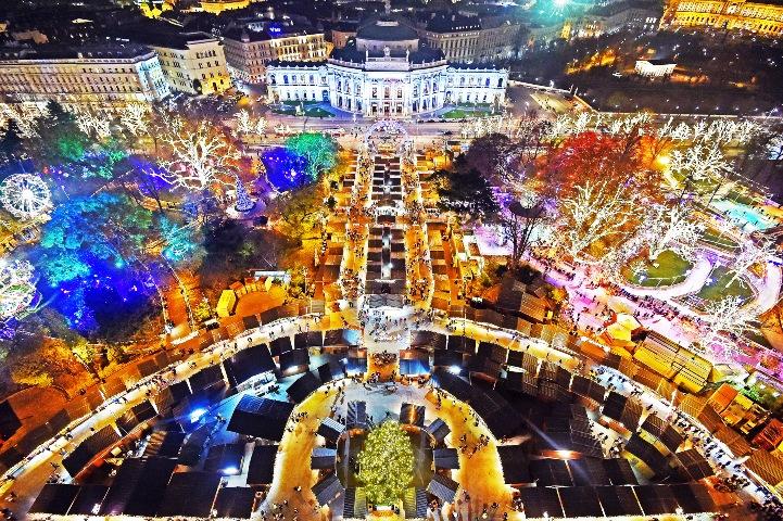 Beč i dalje ima najunosniju adventsku ponudu