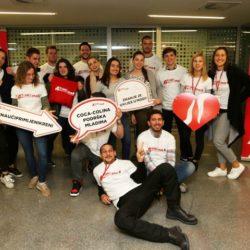 Prva skupina mladih Riječana uspješno završila obrazovni program Coca-Colina podrška mladima
