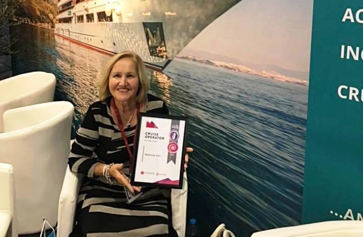 Katarina line dobila nagradu CRUISE OPERATOR godine