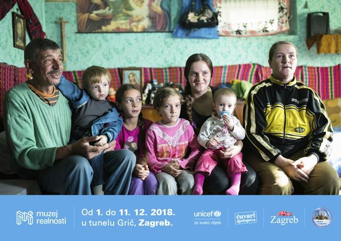 Posebno izdanje UNICEF-ova Muzeja realnosti