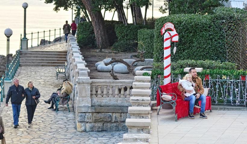 Tijekom božićno-novogodišnjih blagdana 13 posto više turista