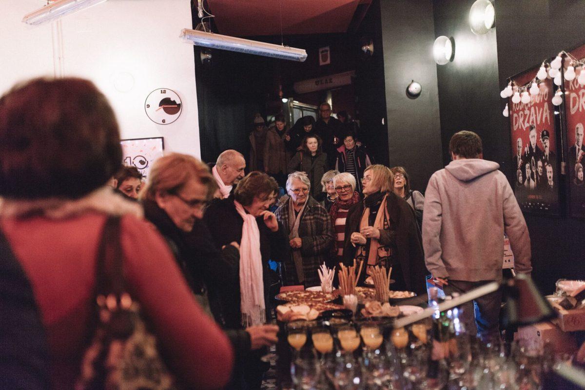 Izvrstan provod Filmskog kluba 54+ u Art-kinu