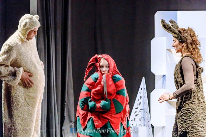 """Predstava za djecu """"Božićne nevolje"""" ove nedjelje u Gervaisu"""