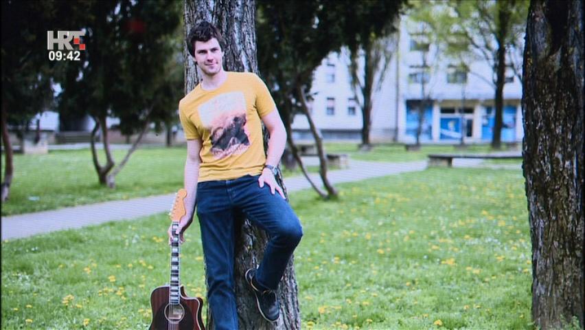 Upoznajte najvišeg glazbenika u Hrvatskoj