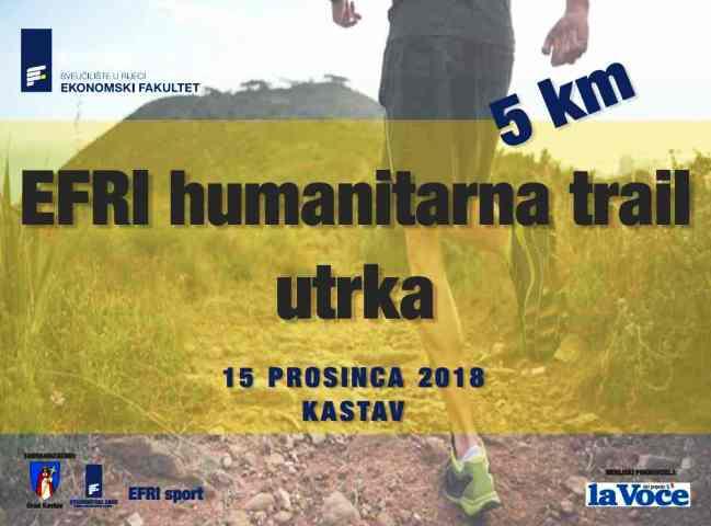 1. EFRI humanitarna trail utrka