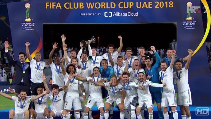 Realu rekordni četvrti naslov, prekrasni gol i asistencija Modrića