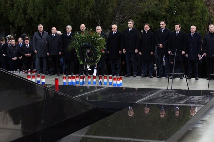 Odajemo počast dr. Franji Tuđmanu i prisjećamo se njegovog vizionarskog i državničkog djela za Hrvatsku