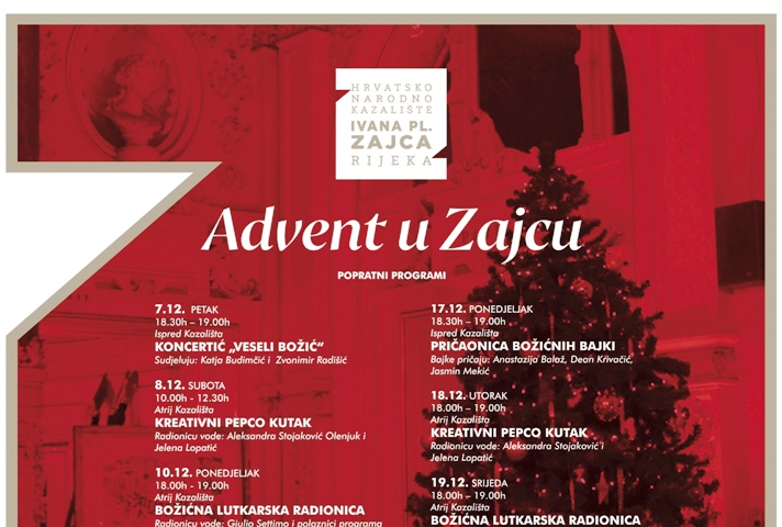 ADVENT U ZAJCU
