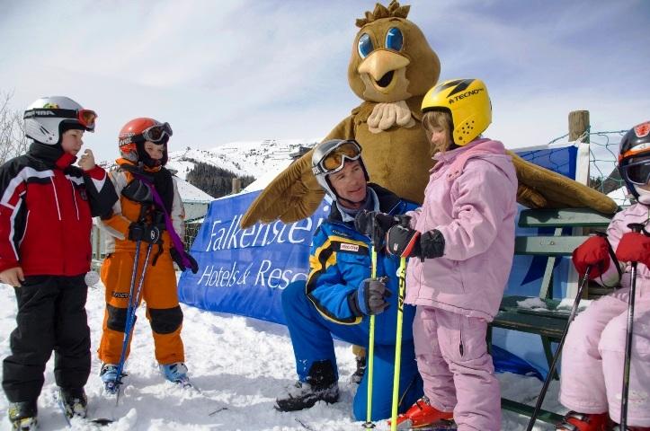 Doživite čarobnu zimu i skijaške avanture u Falkensteiner hotelima na skijalištima u Nassfeldu