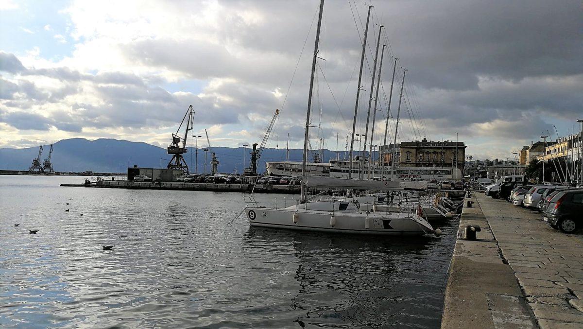 Nestao brod Marina iz središta grada Rijeke!