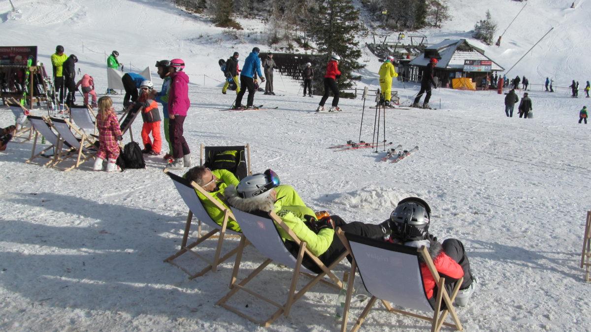 Na skijanje odlazi 200 tisuća Hrvata