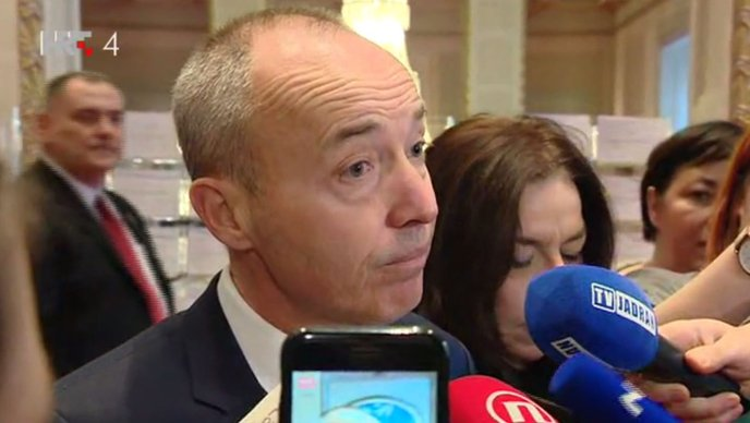 Cestovni inžinjer isprovocirao ministra i generala Damira Krstičevića