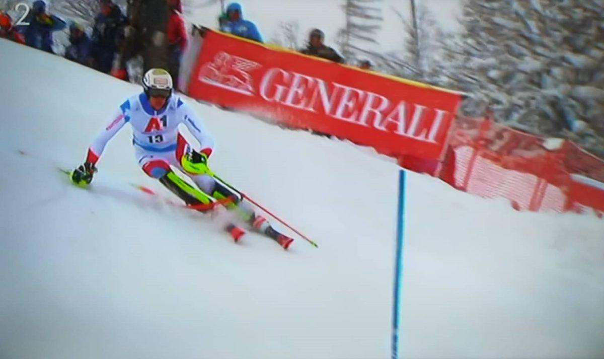Pobjeda Noela Clementa, Elias Kolega 21. u Kitzbühelu
