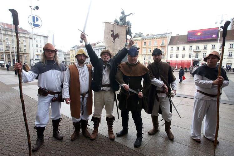 """Manifestacija """"Seljačka buna"""" ove godine kod dvorca Stubički Golubovec"""
