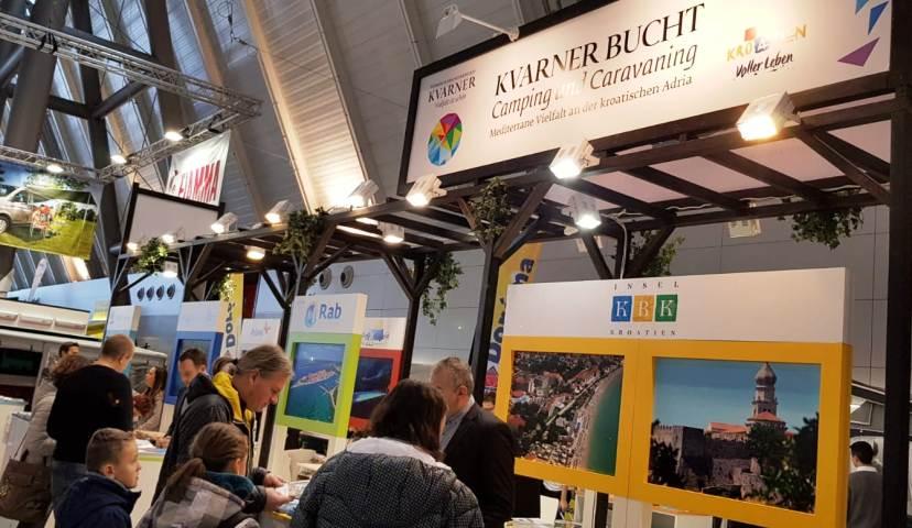Kvarner se predstavlja na najposjećenijem njemačkom turističkom sajmu CMT, Stuttgart