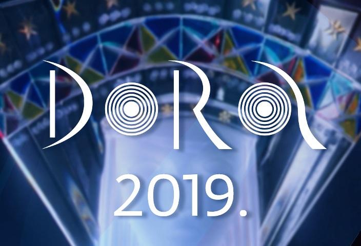 """Redoslijed izvođenja pjesama na """"DORI 2019."""""""