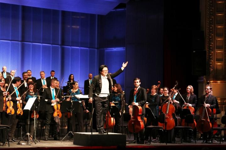 Simfonijski koncert uz praizvedbu djela za riječki orkestar