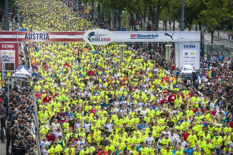 U Beču će se i ove godine trčati u dobrotvorne svrhe