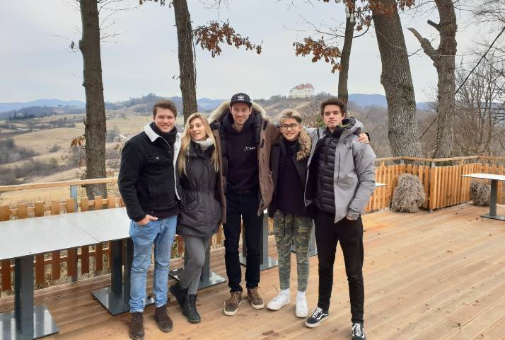 Pet influensera iz Velike Britanije i Njemačke obilaze hrvatske kontinentalne destinacije