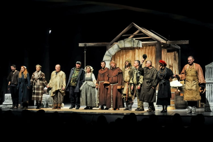 Legenda o svetom Muhli oduševila zagrebačku publiku