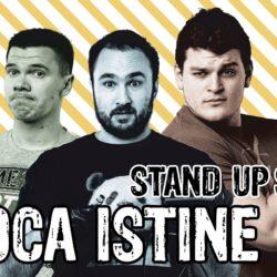 Boca Istine, genijalni stand up show stiže u Rijeku!