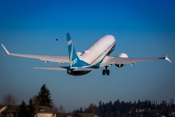 SAD prizemljuje zrakoplove Boeing 737 Max