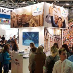 Predstavljanje hrvatske turističke ponude na sajmu MITT u Moskvi