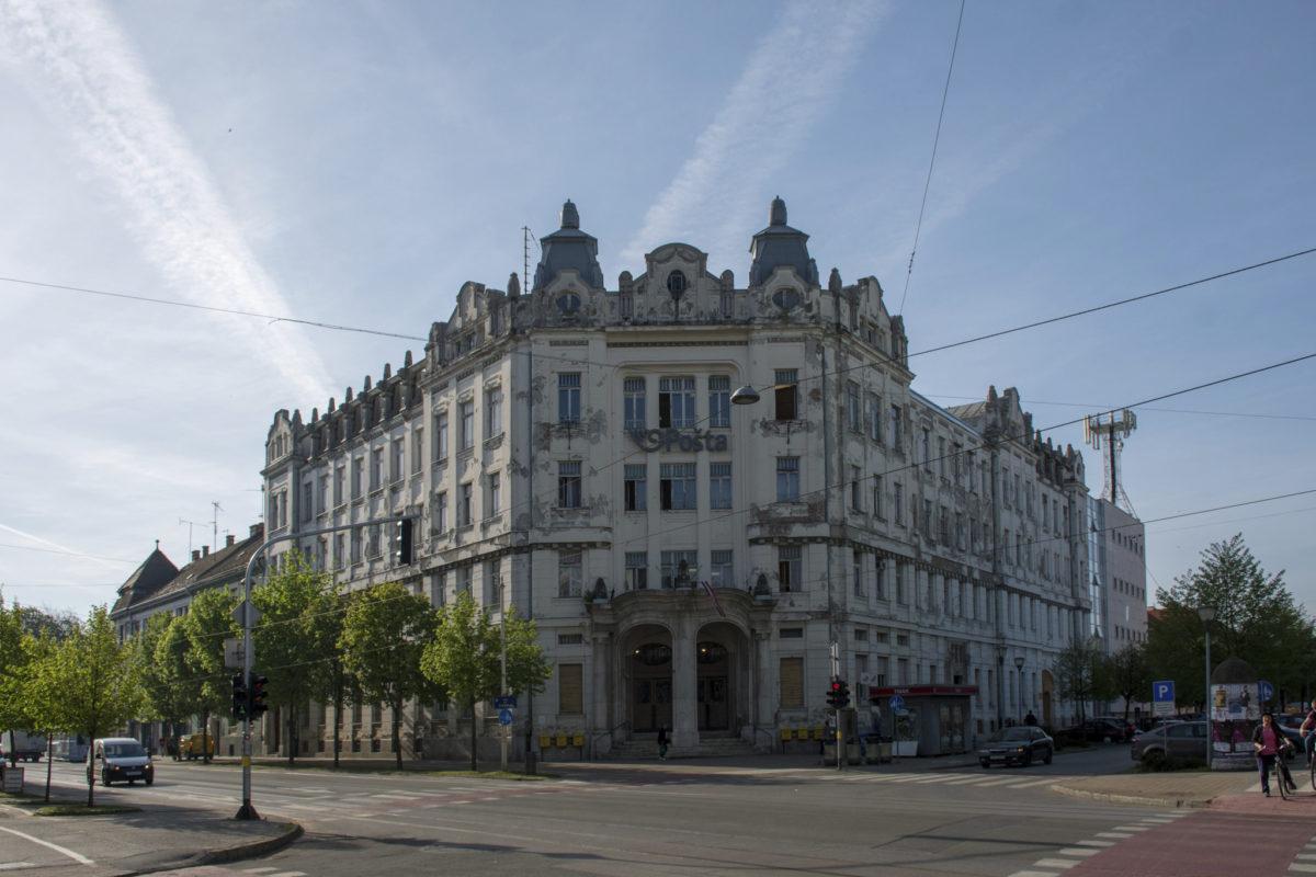 Secesija Osijeka i Subotice (Vojvodina) na Zrinjevcu