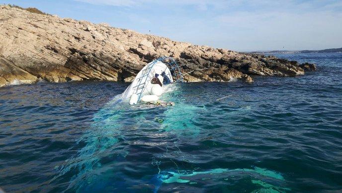 Potonula ribarica: Pronađeno tijelo kapetana broda
