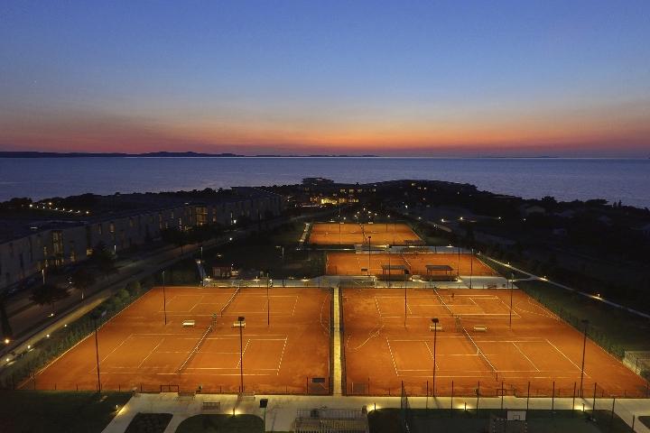 Trenirajte u Punta Skali sa svjetskom teniskom zvijezdom