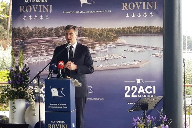 Otvorena ACI marina Rovinj u koju je uloženo više od 150 milijuna kuna
