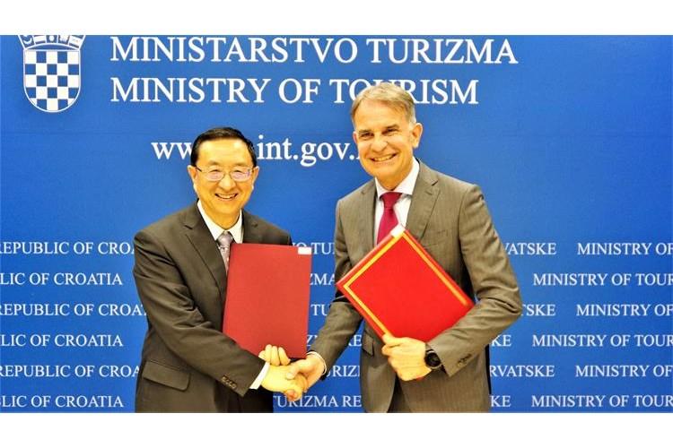 Shugang i Cappelli o razvoju turizma Hrvatske i Kine