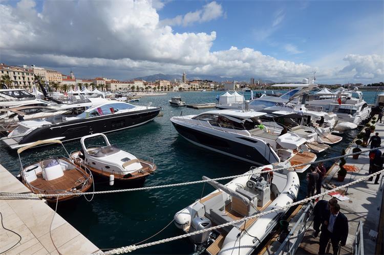 Croatia Boat Show u Splitu: izloženo više od 150 plovila