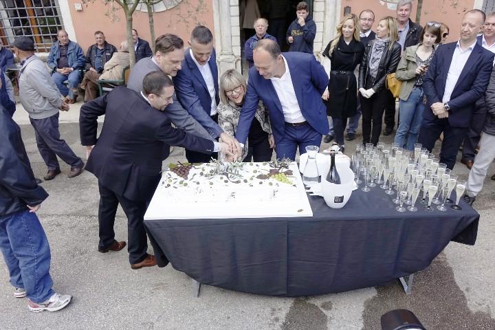 U Vodnjanu održan Dan ulja i vina-Giornata dell'olio e del vino