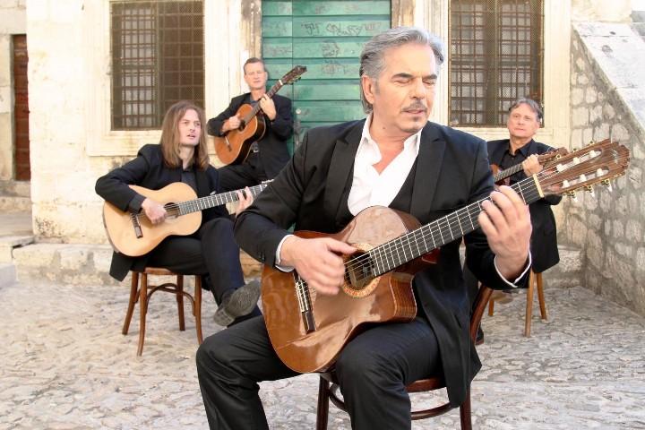 Koncert Davora Radolfija na Ljetnoj u Opatiji