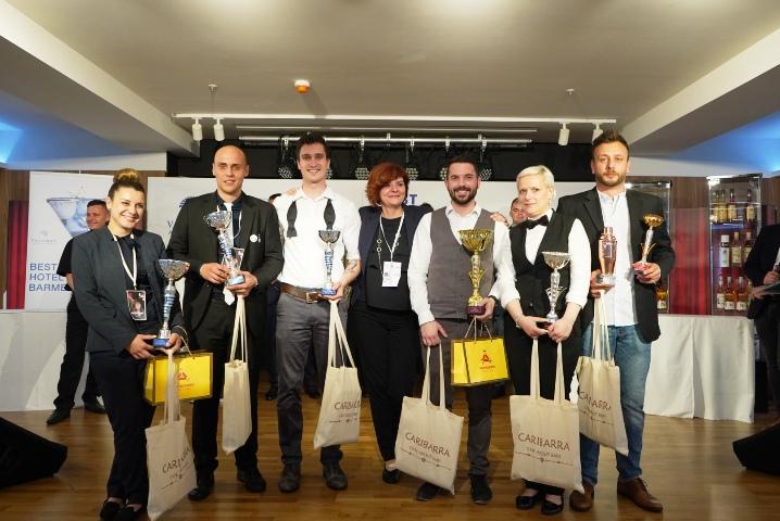 Više od 30 vrhunskih hrvatskih barmena u Rapcu se borilo za titulu najboljeg