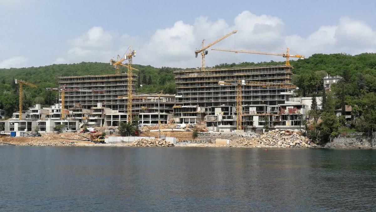 Hotelski kompleks Costabella u gradnji u Rijeci bit će dio lanca Hilton