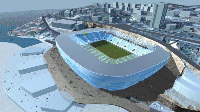 Hoće li Rijeka dobiti najskuplji stadion u Hrvatskoj?