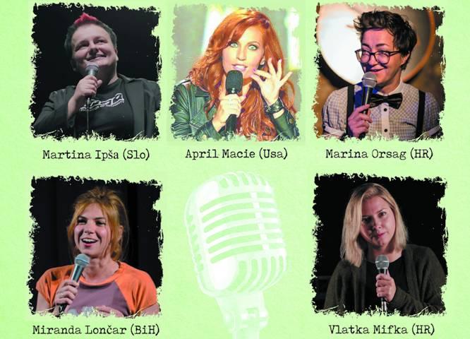 Urnebesni stand up show 'Ladies Night' po prvi put u Rijeci!