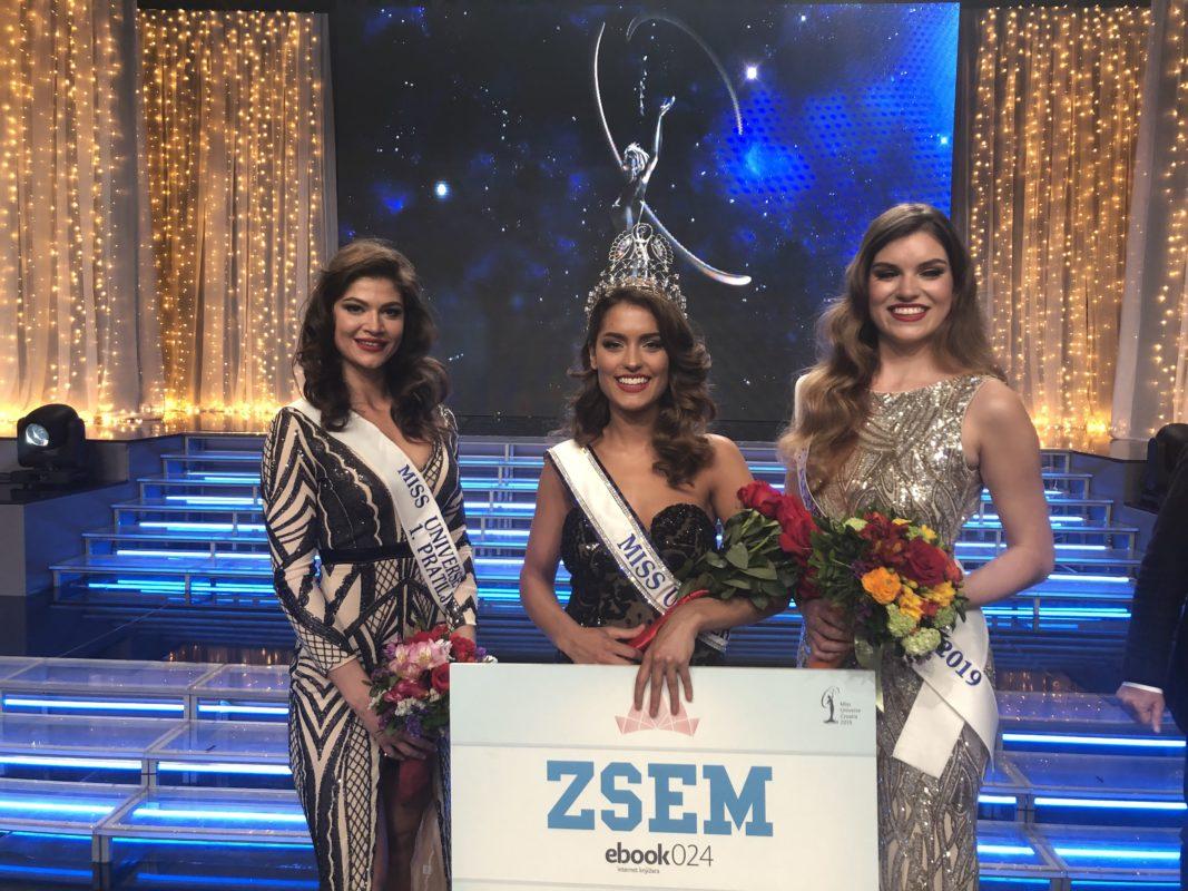 Mia Rkman je Miss Universe Hrvatske 2019!