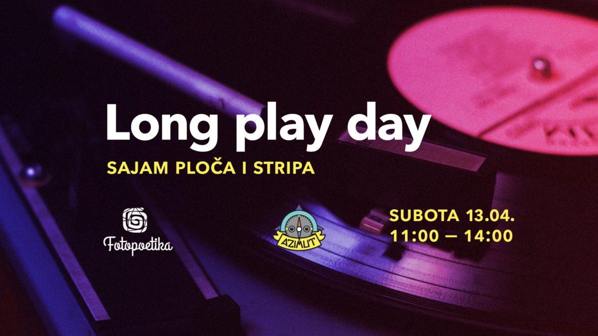 Šesti Long play day svrstat će Šibenik među svjetske face koje slave ploče!