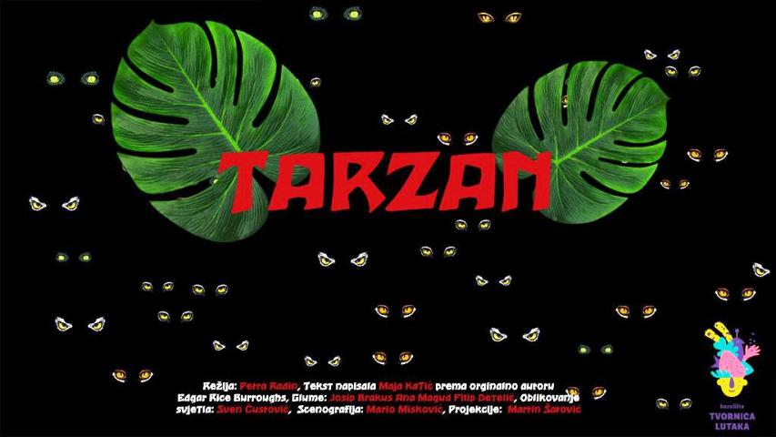 Nakon Ježurke Ježića, iz zagrebačke Tvornice lutaka u Opatiju stiže Tarzan
