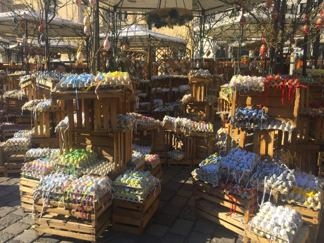 Bečki uskršnji sajmovi mamac su za turiste