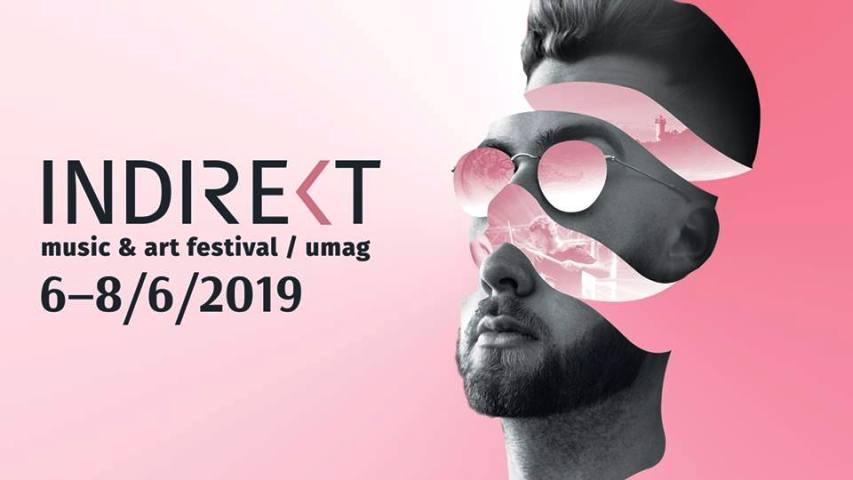 Najava Indirekt Festivala 2019.