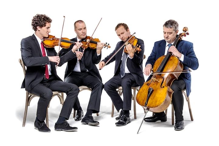 Zagrebački kvartet – Koncert povodom 100. obljetnice osnutka ansambla
