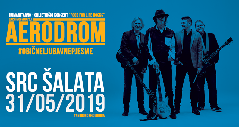 AERODROM 40 GODINA, 31.5.2019. / STADION ŠALATA
