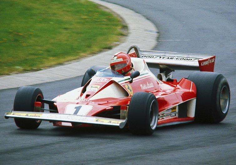 Niki Lauda, najbrži Austrijanac nije više s nama