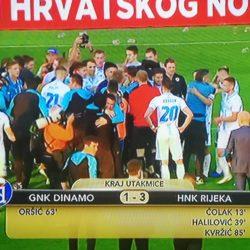 Rijeka osvojila kup odličnom utakmicom