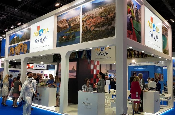 Hrvatska turistička ponuda na najvećem turističkom sajmu na Bliskom Istoku