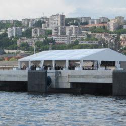 RIJEKA: Završena prva faza izgradnje terminala Zagreb Deep sea